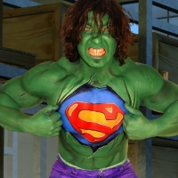 The Incredible Superman Hulk.