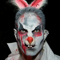Theatrical-Make-up-Bloody-Rabbit
