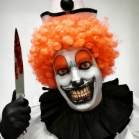 Theatrical-Make-up-Scary-Clown
