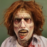 Theatrical-Make-up-Zombie-2