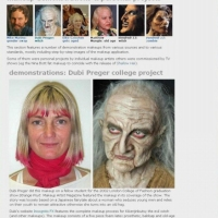 The Make up Gallery