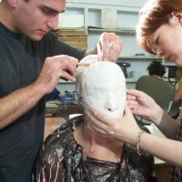 Alginate casting