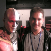 Winning the 2006 Israeli Bodypainting Championship